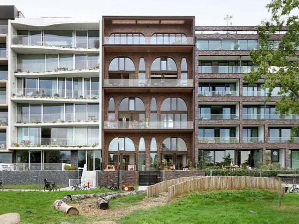 Amsterdamda fərqli ev - FOTO