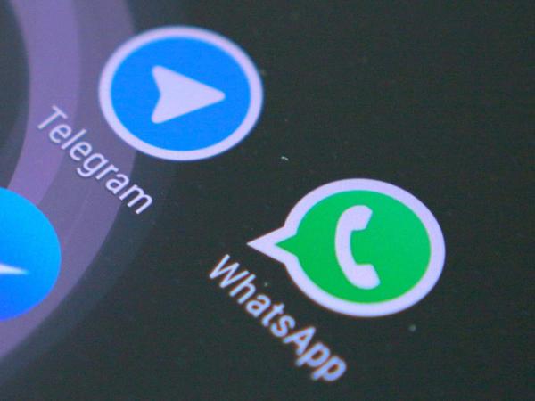 WhatsApp və Telegram-da problemlər var