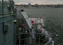 Ukrayna və NATO Qara dənizdə birgə hərbi təlimlər keçirir