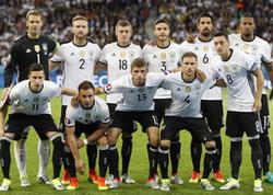 Almaniya millisinin futbolçularından dopinq-test götürüldü