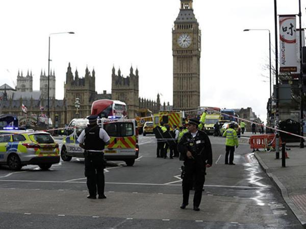London terrorçusunun görüntüsü yayıldı - FOTO