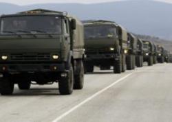 """Rusiya Ermənistana hərbi texnika daşıyır - <span class=""""color_red"""">Gürcüstan mediasından ŞOK İDDİA - FOTO</span>"""