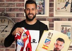 """""""Atletico"""" qapıçı ilə müqaviləsini yeniləyib"""