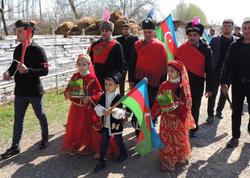 """Novruz adətləri: """"Padşah oyunu"""" - FOTO"""