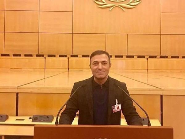 Mənsum İbrahimov BMT-nin tribunasında - FOTO