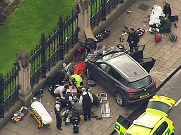 Londonda törədilmiş teraktda 11 ölkənin vətəndaşı zərər çəkib