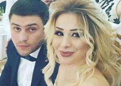 Azərbaycanlı müğənni ikinci dəfə ərə getdi - FOTO