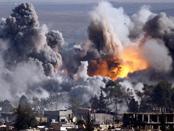 Mosulda dağıntılar altından 80 dinc sakinin meyiti çıxarılıb