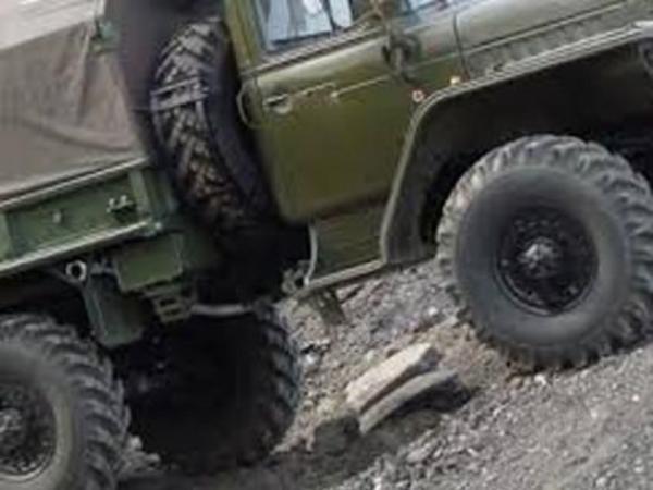 Ermənistanda 6 hərbçi xəsarət alıb