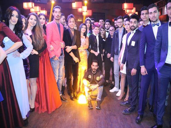 """""""Miss and Mister Turkvision"""" Azerbaijan 2017 gözəllik müsabiqəsinin yarımfinalı keçirildi - FOTO"""