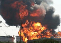 Hindistan hərbi zavodda partlayış: 20 yaralı