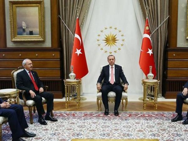 """Ərdoğan: """"Kılıçdaroğlu gəlməyəcəm demişdi, amma quzu kimi gəldi"""""""