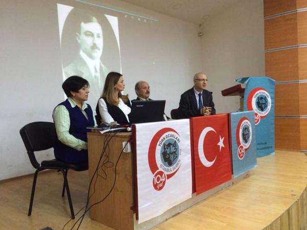 Erməni terrorunun qurbanı Behbud Xan Cavanşir İstanbulda anılıb - FOTO