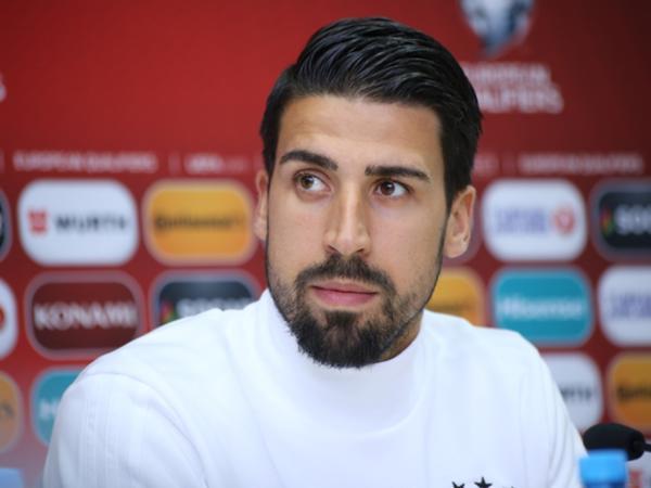 """Sami Xedira: """"Biz buraya gəzməyə yox, futbol oynamağa gəlmişik"""" - FOTO"""