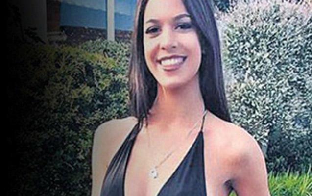 O terrorçunun qızının fotosu yayıldı - Atasına qarşı çıxıb