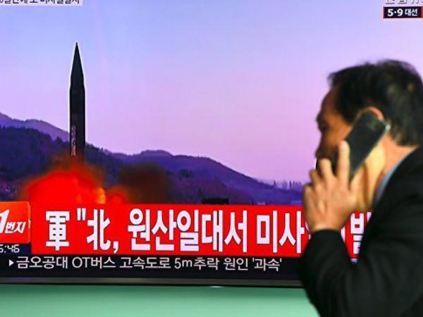 """Şimali Koreya ABŞ və Cənubi Koreyanı <span class=""""color_red"""">hədələdi</span>"""