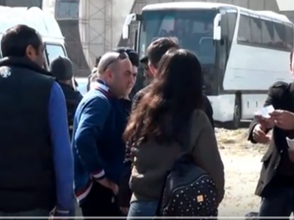 Rayon avtovağzallarında bilet qıtlığı yaranıb - VİDEO