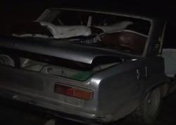 İki avtomobil toqquşub, ölən və yaralanan var - VİDEO - FOTO