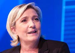 "Marin Le Pen: ""Fransa avrodan imtina etməlidir"""
