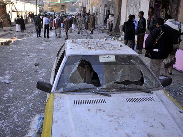 Yəməndə törədilən terror aktı nəticəsində 11 nəfər ölüb