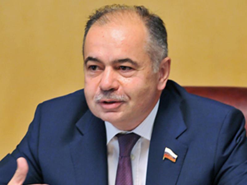 İlham Əliyev İlyas Umaxanovun