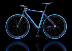 Karbondan Bugatti velosipedi - VİDEO - FOTO
