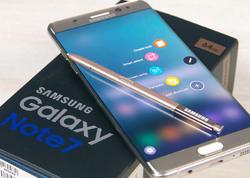 Samsung Galaxy Note 7 yenidən satılacaq