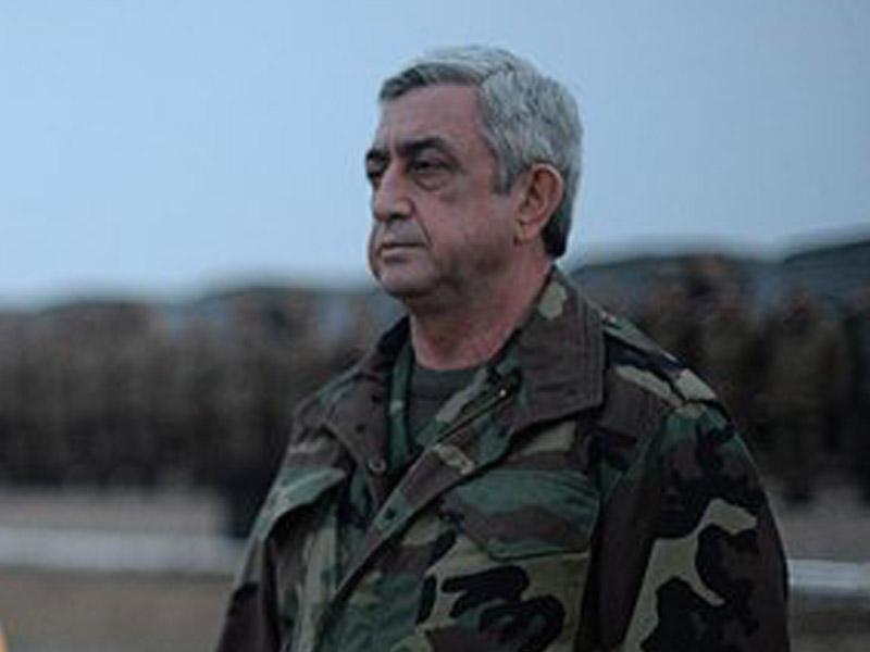 Deputat Sarkisyanı ələ saldı: