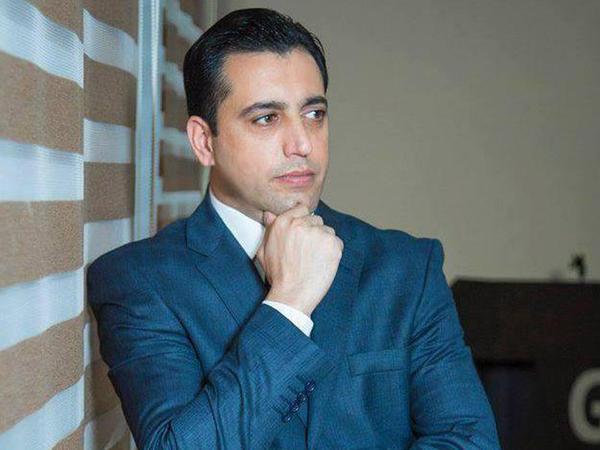 """Xəstə yatağında olan xalq artistinin oğlu: """"7 ildən sonra, nəhayət ki, ata olmağa hazırlaşıram"""" - FOTO"""