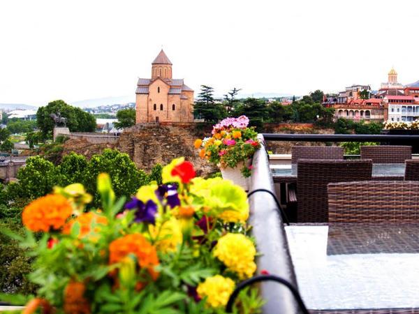 Tbilisi bir gün ərzində - FOTO