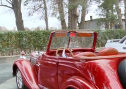 Goranboylunun 80 yaşlı qeyri-adi avtomobili - VİDEO - FOTO
