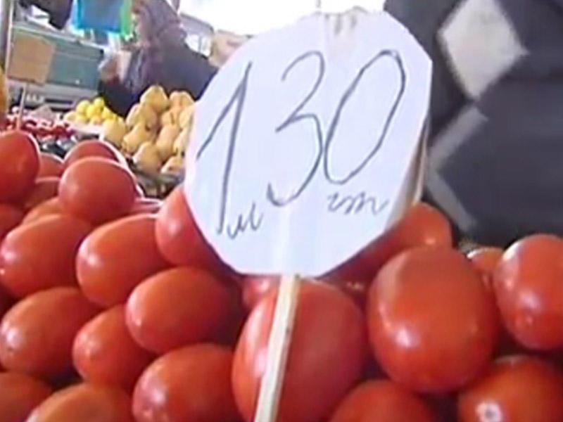 Bazarlarda pomidor ucuzlaşdı