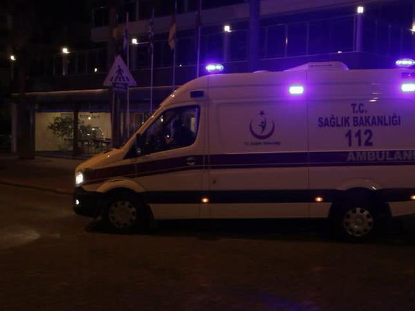 Türkiyədə partlayış: 1 ölü, 1 yaralı