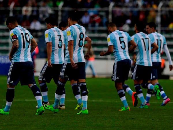Argentinanın məğlubiyyəti - VİDEO