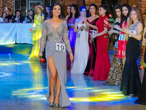 """""""Miss & Mister Azerbaijan-2017"""" müsabiqəsinin yarımfinal mərhələsi keçirilib - FOTO"""