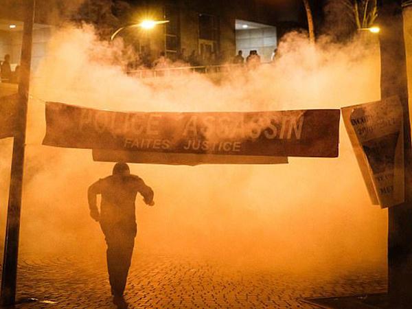 Paris çalxalanır: polis yaşlı çinlini güllələyib - FOTO