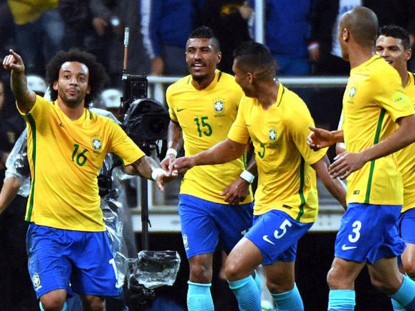 DÇ-2018: İlk vəsiqəni Braziliya qazandı