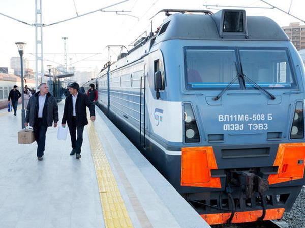 Bakı-Horadiz-Bakı sərnişin qatarının hərəkət qrafiki DƏYİŞİR