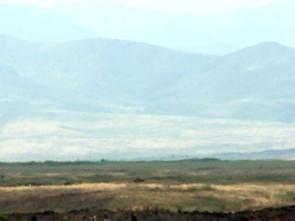 Ermənilər Ağdamın işğal olunmuş ərazilərində hərbi təlim keçir