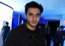 Azərbaycanlı məşhurun 22 yaşlı oğlu üzə çıxdı - FOTO