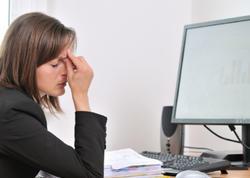 Müasir göz xəstəliyi: Kompüter görmə sindromu nədir?