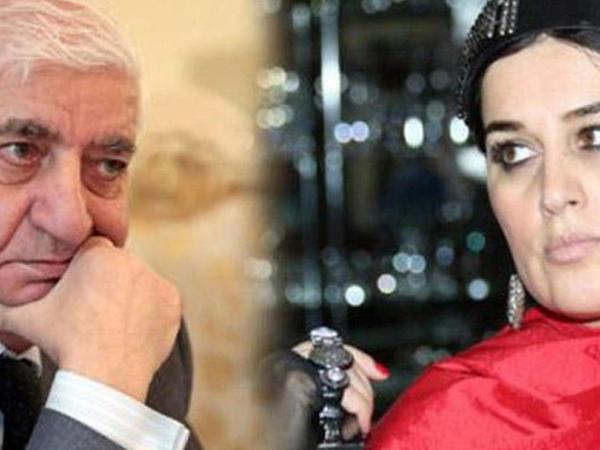 """Elza Seyidcahandan Fikrət Qocaya cavab: <span class=""""color_red"""">""""Allah bizə səbr versin""""</span>"""