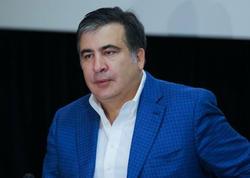 Saakaşvilinin şousu başladı
