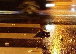 Piyadanı maşın vuraraq öldürüb, sürücü qaçıb