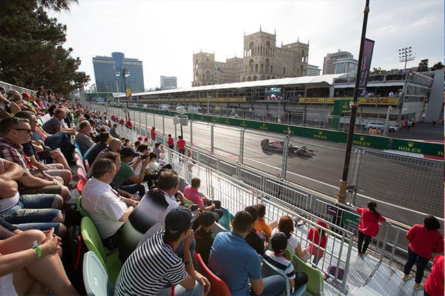 Bakıda keçiriləcək Formula 1-də yeni problem!