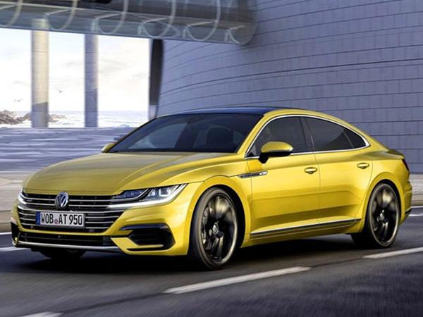 Volkswagen-dən yeni sedan - FOTO
