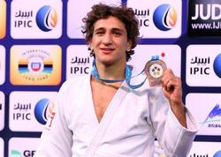 Hidayət Heydərov bürünc medal qazandı