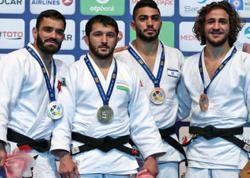 Antalyada yığmamızdan növbəti medal