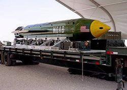 İŞİD ABŞ-ın ən güclü qeyri-nüvə bombasından itki vermədiyini bəyan edib