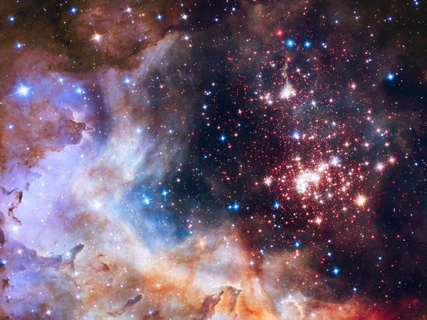 Kosmosun ən gözəl şəkilləri - FOTO